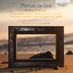 Filarmonica Arturo Toscanini, Flavio Emilio Scogna – Manuel De Sica: A life in music