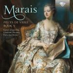 Rainer Zipperling, Ghislaine Wauters, Pieter-Jan Belder - Marin Marais: Pièces de Viole, Book V