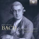 Bart van Oort - Johann Christian Bach: Six Sonatas Op.17
