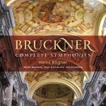 Rundfunk-Sinfonie-Orchester Berlin, Heinz Rögner u. a. – Anton Bruckner: Complete Symphonies