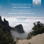 Les Eléments – Jacques-Martin Hotteterre · Jean-Henri D'Anglebert: Chamber Music with Flutes