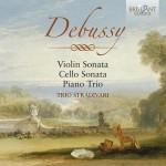 Trio Stradivari – Claude Debussy: Violin Sonata · Cello Sonata · Piano Trio