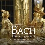 Kammerorchester C. P. E. Bach Berlin, Hartmut Haenchen – C. P. E. Bach: Berlin Symphonies