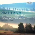 Roberto Plano – Bedřich Smetana: Piano Music