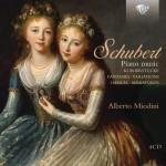 Alberto Miodini – Franz Schubert: Piano Music