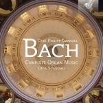Luca Scandali – C.P.E. Bach: Complete Organ Music