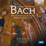 C.P.E. Bach: Vocal Music – Rheinische Kantorei · Das Kleine Konzert, Hermann Max
