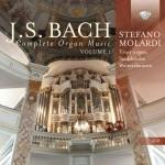 Stefano Molardi – Johann Sebastian Bach: Complete Organ Music – Volume I