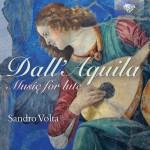 Sandro Volta – Marco Dall'Aquila: Music for Lute