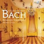 Andrea Chezzi – Carl Philipp Emanuel Bach: Symphonies for Harpsichord