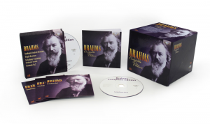 Brahms Complete Edition 3D Ansicht
