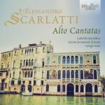 Gabriella Martellacci · Gruppo Strumentale di Roma, Giorgio Sasso – Alessandro Scarlatti: Alto Cantatas