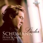 Peter Schreier & Norman Shetler – Robert Schumann: Lieder