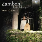 Yavor Genov – Giovanni Zamboni: Lute Music