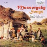 Sergei Leiferkus & Semyon Skigin – Modest Mussorgsky: Songs