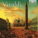 Pier Luigi Fabretti · L'Arte dell'Arco, Federico Guglielmo – Antonio Vivaldi: Complete Oboe Concertos