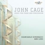 Giancarlo Simonacci & Ars Ludi – John Cage: Music for Piano & Percussion