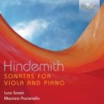 Luca Sanzò & Maurizio Paciariello – Paul Hindemith: Sonatas for Viola and Piano