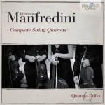Quartetto Delfico – Vincenzo Manfredini: String Quartets