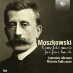 Domenico Monaco & Michele Solimando – Moritz Moszkowski: Complete Music for Four Hands
