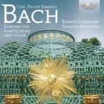 Roberto Loreggian & Federico Guglielmo – C. P. E. Bach: Six Sonatas for Harpsichord and Violin