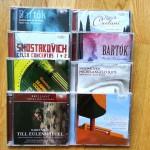 Mai-Gewinnspiel: CD-Paket Musik des 20. Jahrhunderts