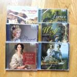 Mai-Gewinnspiel: CD-Paket Lieder