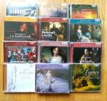 Mai-Gewinnspiel: CD-Paket Oper