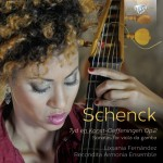 Lixsania Fernández · Recondita Armonia Ensemble - Johannes Schenck: Tyd en Konst-Oeffeningen Op. 2 – Suites for Viola da Gamba