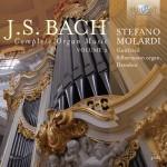 Stefano Molardi – Johann Sebastian Bach: Complete Organ Music – Volume II
