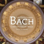 Luca Scandali – C.P.E. Bach: Complete Organ Music (BCL 94812)