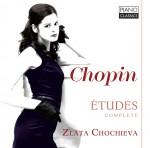 Zlata Chochieva – Frédéric Chopin: Études (PCL 0068)