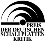 Preis der deutschen Schallplattenkritik - Logo