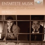 David Brutti & Filippo Farinelli – Various Composers: Entartete Musik — Works For Alto Saxophone And Piano