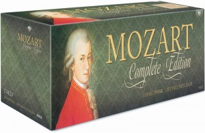 Mozart Complete Edition (2014)