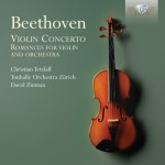 Christian Tetzlaff · Tonhalle Orchestra Zürich, David Zinman – Ludwig van Beethoven: Violin Concerto · Romances for Violin and Orchestra