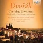Saint Louis Symphony Orchestra, Walter Susskind – Antonín Dvořák: Complete Concertos
