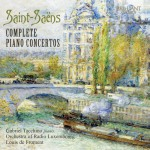 Gabriel Tacchino · Orchestra of Radio Luxembourg, Louis de Froment – Camille Saint-Saëns: Piano Concertos