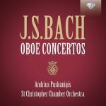 Andrius Puskunigis · St Christopher Chamber Orchestra, Donatas Katkus – Johann Sebastian Bach: Oboe Concertos