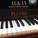 Costantino Mastroprimiano – Charles-Valentin Alkan: Solo Piano Music