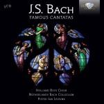 Holland Boys Choir, Pieter-Jan Leusink – Johann Sebastian Bach: Famous Cantatas
