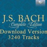 Bach Complete Edition – erstmalig als digitaler Download