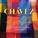 London Symphony Orchestra, Eduardo Mata – Carlos Chávez: Complete Symphonies