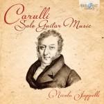 Nicola Jappelli – Ferdinando Carulli: Solo Guitar Music