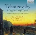 István Várdai · Pannon Philharmonic, Tibor Bogányi – Pyotr Ilyich Tchaikovsky: Rococo Variations · Music for Cello and Orchestra