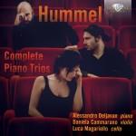 Alessandro Deljavan · Daniela Cammarano · Luca Magariello - Johann Nepomuk Hummel: Complete Piano Trios
