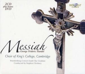 Brandenburg Consort, Stephen Cleobury – G. F. Händel: Messiah