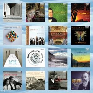 Best of Brilliant Classics 2014 Collage