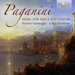 Luigi Attademo & Simone Gramaglia – Niccolò Paganini: Music for Guitar and Viola