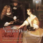 Massimo Marchese - Joachim Van den Hove: Florida – Pavanas, Fantasias and Dances for Lute